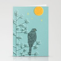 Night Watch Stationery Cards