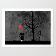 Lost In The Woods Art Print