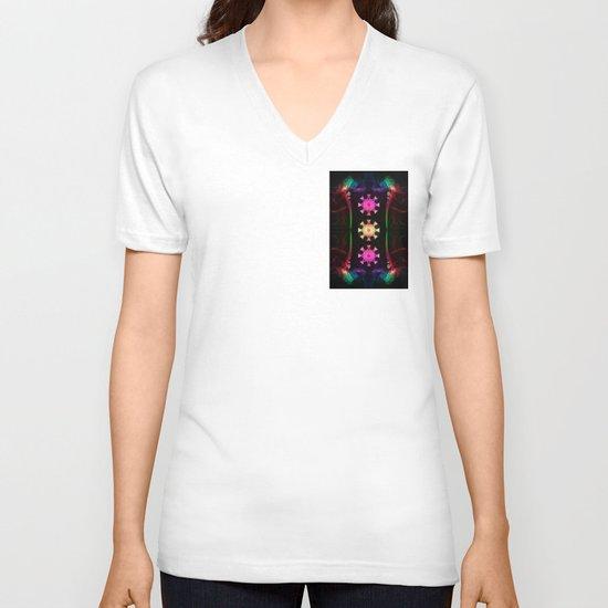 Smoke Art 126 V-neck T-shirt