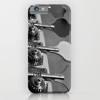 iPhone & iPod Case featuring Bass by Jake Stanton