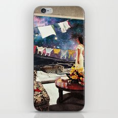 Room With An Almost View iPhone & iPod Skin