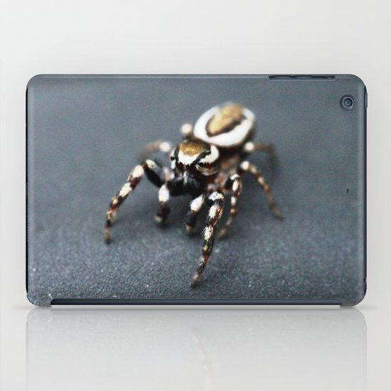 Jumping Spider iPad Case