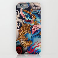 iPhone & iPod Case featuring baku by sharktankillustrations