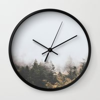 Oregon  Wall Clock