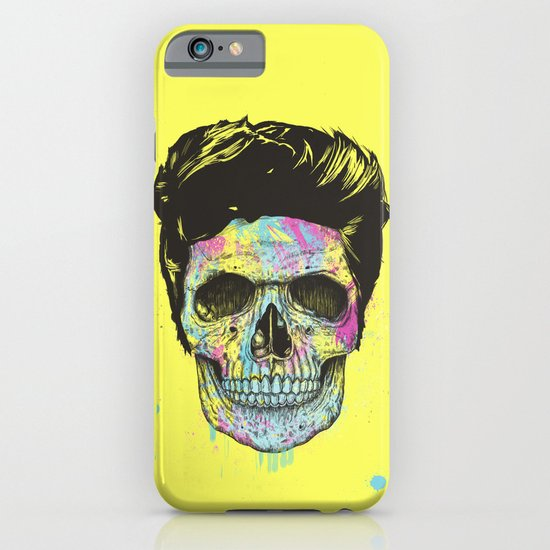 Color your death iPhone & iPod Case