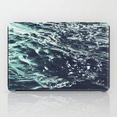 dark waters iPad Case