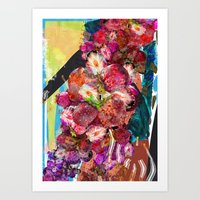 Fruit Crush Art Print