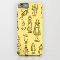 iPhone & iPod Case featuring Little Helpers by  Animal Bro