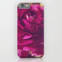 iPhone & iPod Case featuring Crimson Rose by carolinemia