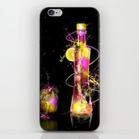 Vodka Illustration iPhone & iPod Skin