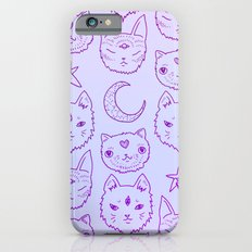 Kitty Mystics in Pink Slim Case iPhone 6s