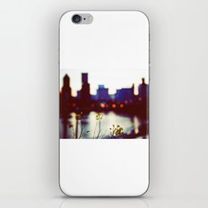 welcome to portland oregon iPhone & iPod Skin