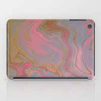 distortion iPad Case