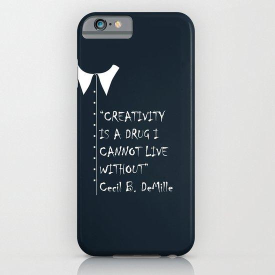 QUOTE-4 iPhone & iPod Case
