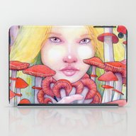 Keeper Of The Scarlet Ga… iPad Case