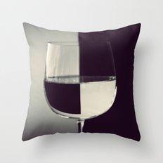 Reversal Throw Pillow