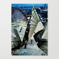 Paracosm Canvas Print