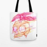 Boneshuck Tote Bag