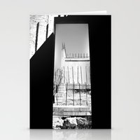 The Doorway Stationery Cards