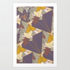 Avioncitos Art Print