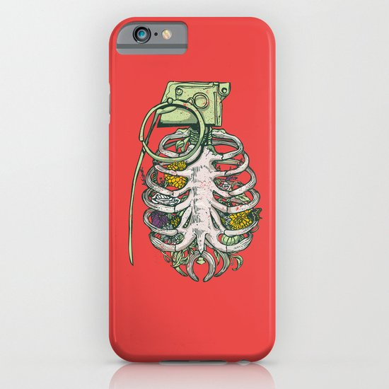 Grenade Garden iPhone & iPod Case