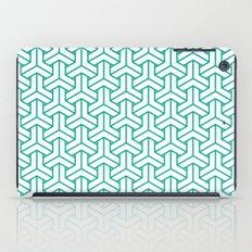 bishamon in emerald iPad Case