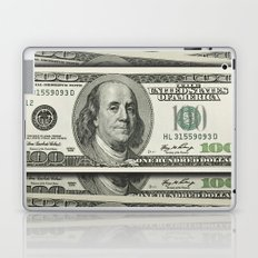 DOLLAR$ and SENSE Laptop & iPad Skin