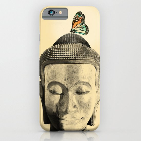 Buddha Series - Tranquil iPhone & iPod Case