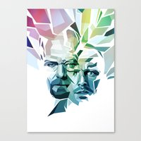 Blue Sky Thinking (Breaking Bad) Canvas Print