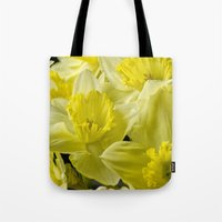 Simply Daffodils Tote Bag