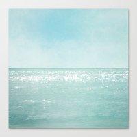 Majestic Sea Canvas Print