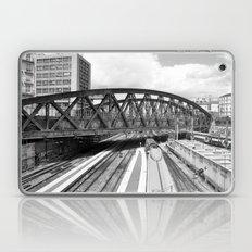 Paris gare de l'Est  Laptop & iPad Skin