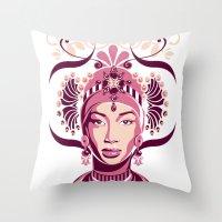 Aminata Throw Pillow
