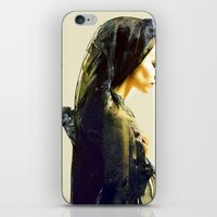 The Carrier Of Ravens iPhone & iPod Skin
