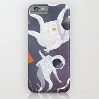 Floating In Space iPhone 6 Slim Case