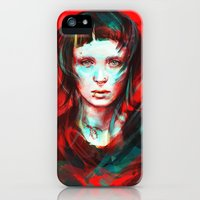 iPhone 5s & iPhone 5 Cases featuring Wasp by Alice X. Zhang
