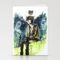 Nico Di Angelo - Son Of … Stationery Cards