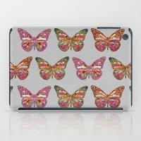 FAMIGLIA FARFALLA iPad Case