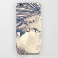 iPhone & iPod Case featuring Sisters Love by Smog