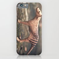 iPhone & iPod Case featuring The Last Thylacine by Monster Brand