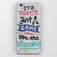 GAME iPhone & iPod Skin