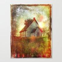 The Glorious Lost Sundays Canvas Print