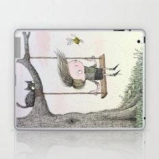 'Boy & Bee' Laptop & iPad Skin