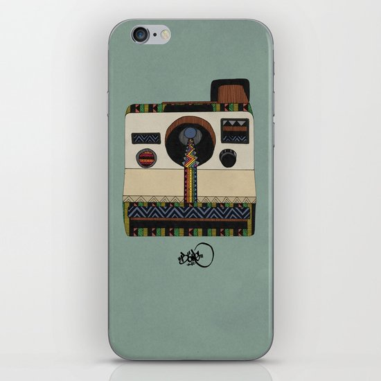 scout iPhone & iPod Skin