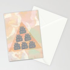 Cake and Flowers Stationery Cards