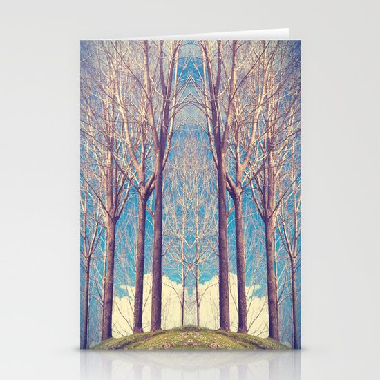 The nature of symmetry  Stationery Card
