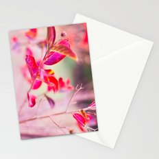 Princess Leaves Stationery Cards