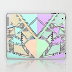 Aztec print illustration Laptop & iPad Skin
