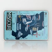 MISSOURI Laptop & iPad Skin