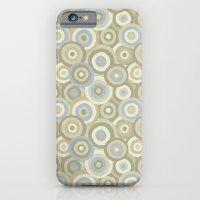 My Fall Circles iPhone 6 Slim Case